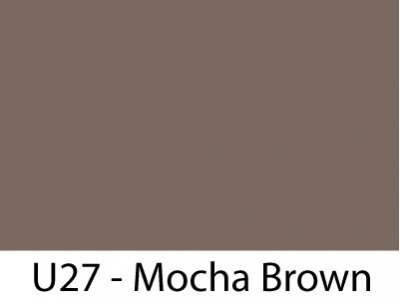 Item U27 U 27 Erfield Color Uni Mix Mocha Brown
