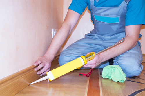 5 Areas To Use Silicone Caulk At Home Maxwell Supply Blog